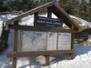 Loon skier information at summit