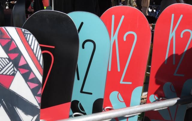 Colorful Graphics inspire riders with new snowboards
